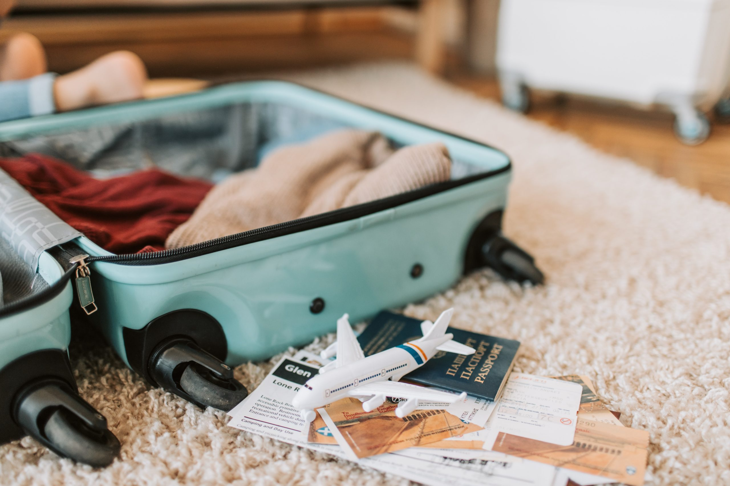 Packliste Workation